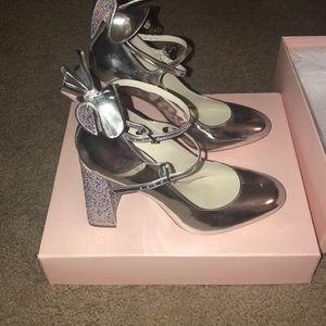 Sophia Webster platform heels.